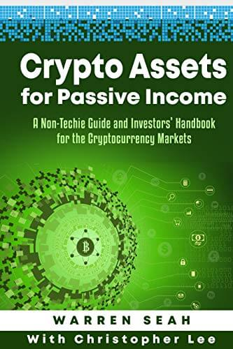 Crypto Assets for Passive Income Book Launch